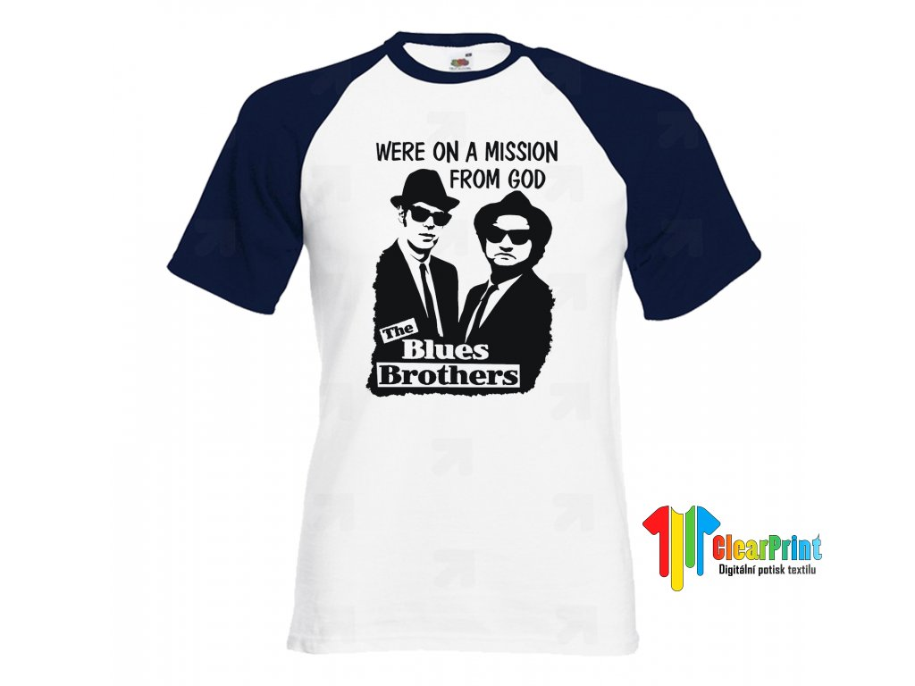 Blues Brothers Náhled navy white