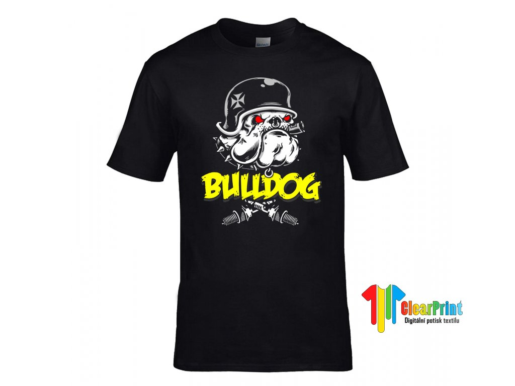 Bulldog Náhled black