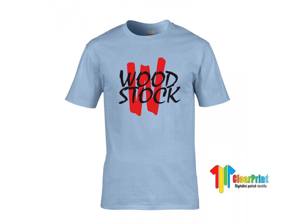 Woodstock Náhled blue
