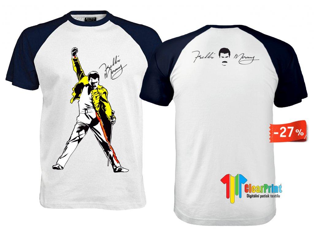 Tričko Freddie Mercury
