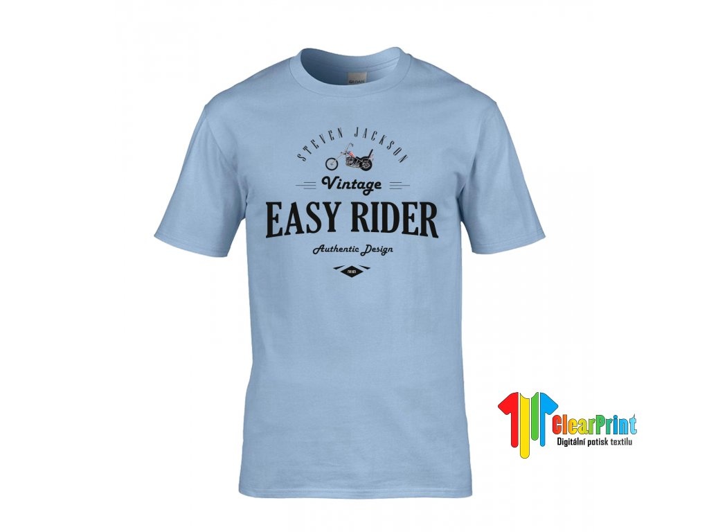 Easy Rider Náhled light blue