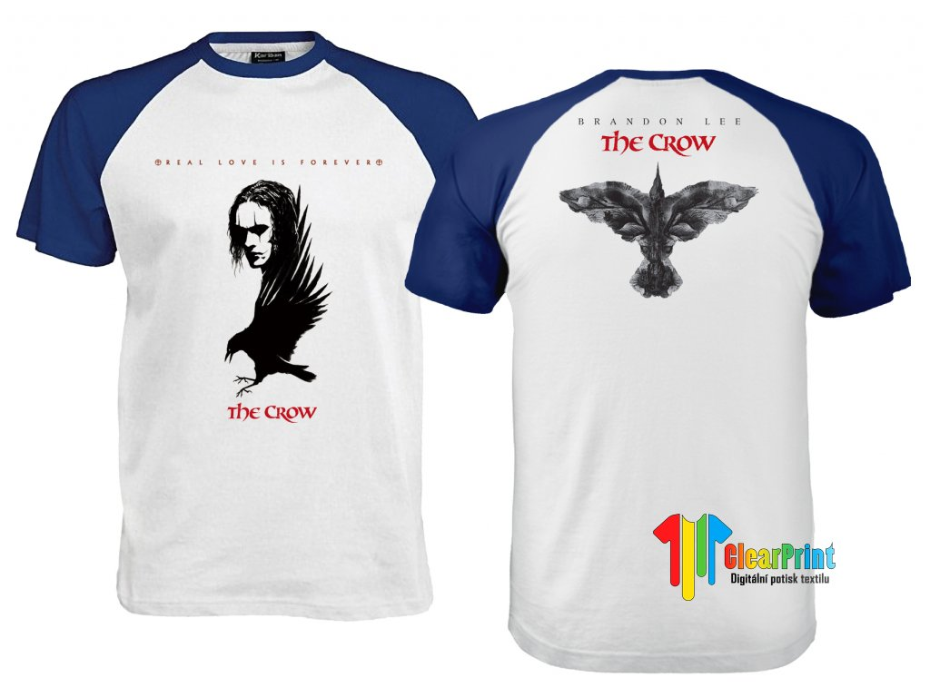 The Crow Náhled royal white