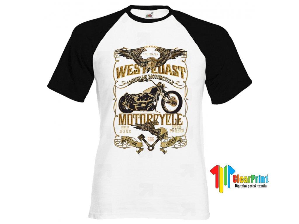 West Coast Náhled black white