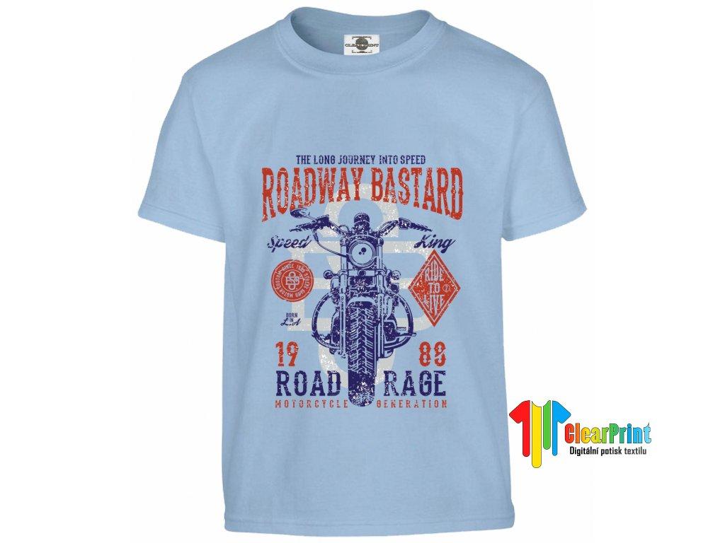 Roadway Bastard Náhled black white