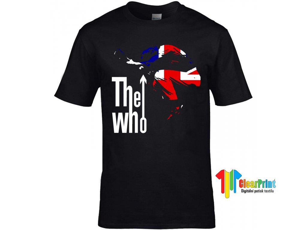 The Who Náhled black