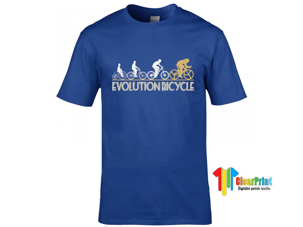 Evolution Bicycle Náhled royal