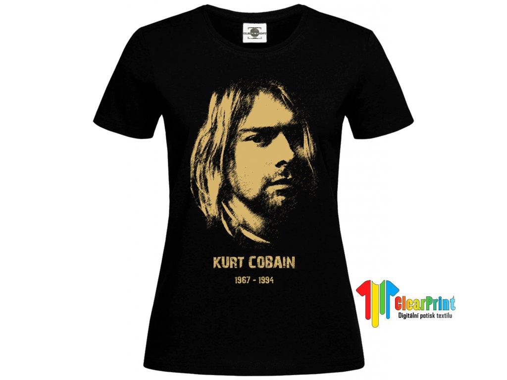 Kurt Cobain 1967 1994 Náhled black
