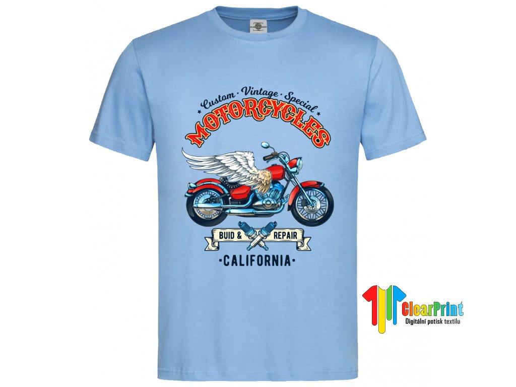 Motorcycles California Náhled grey