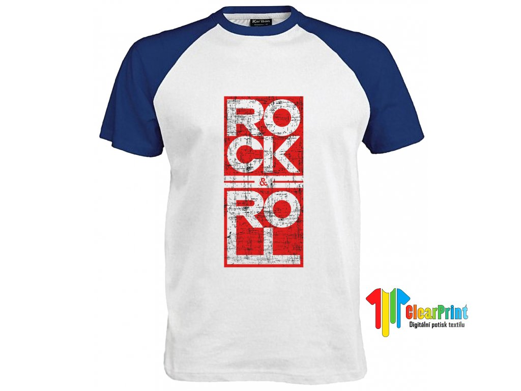 Rock & Roll Náhled royal white