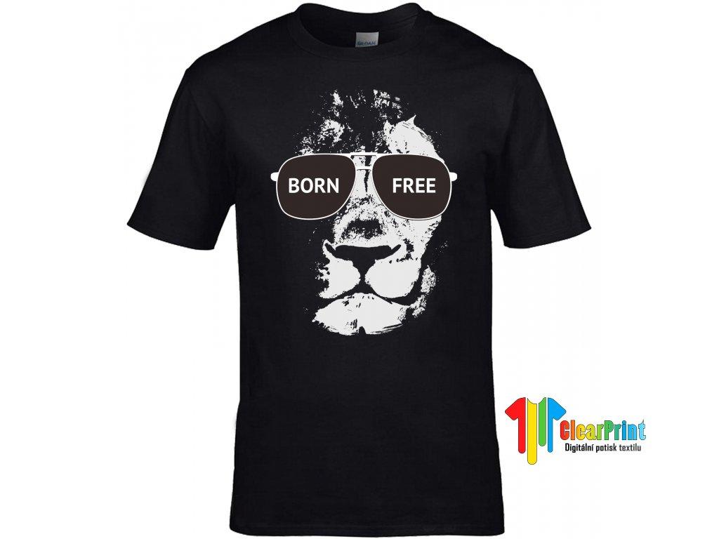 Born Free Náhled black