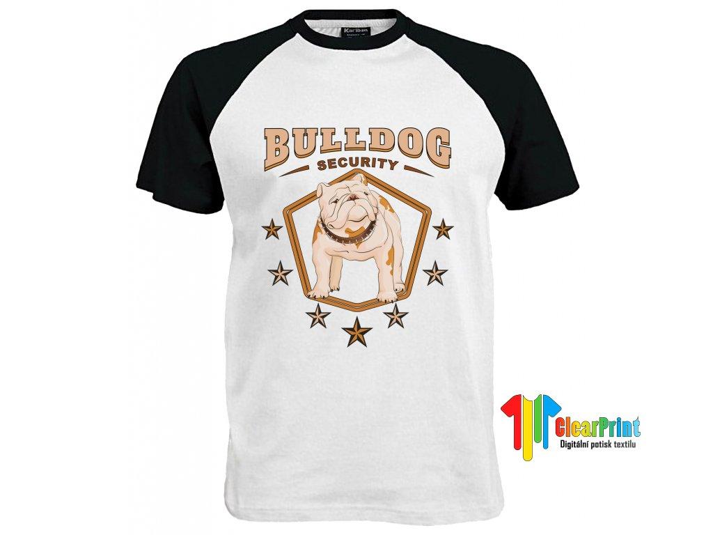 Bulldog Security Náhled black white