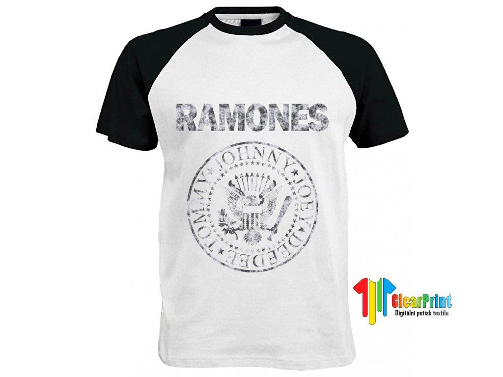 Ramones Náhled black