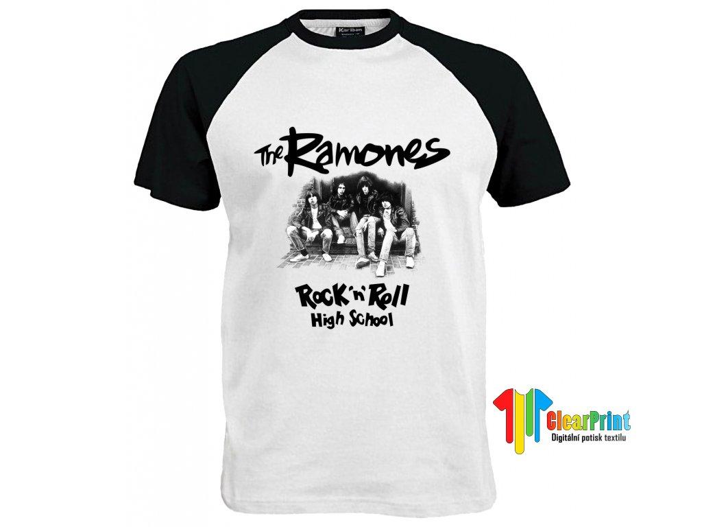 Rock 'n' Roll Náhled black white