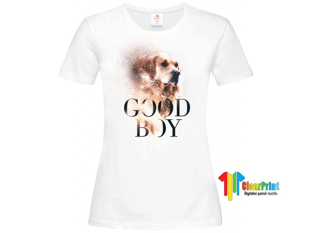 Good boy Náhled white d