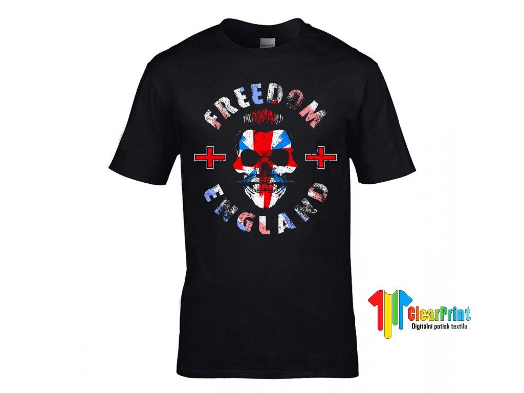Freedom England Náhled black
