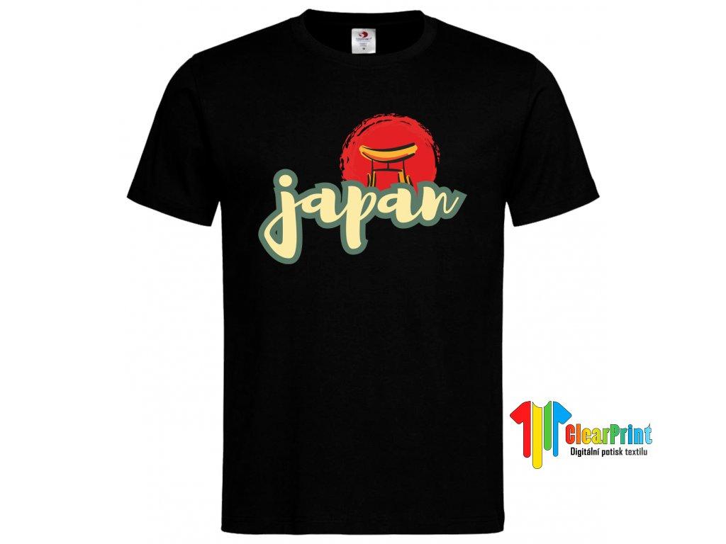Tričko Japonsko