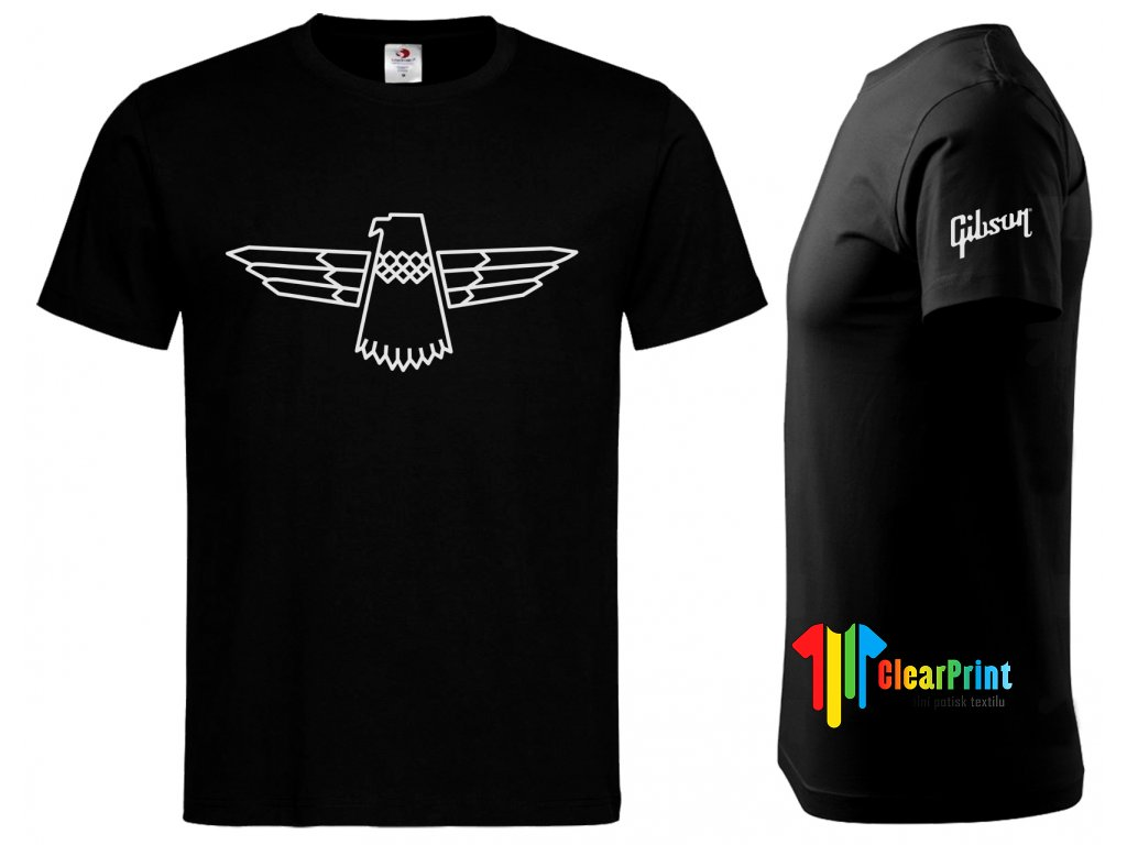 Tričko Gibson | Thunderbird