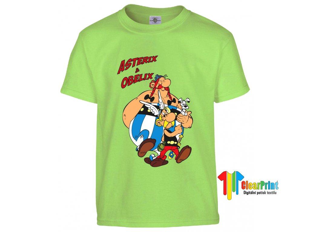Asterix & Obelix Náhled green