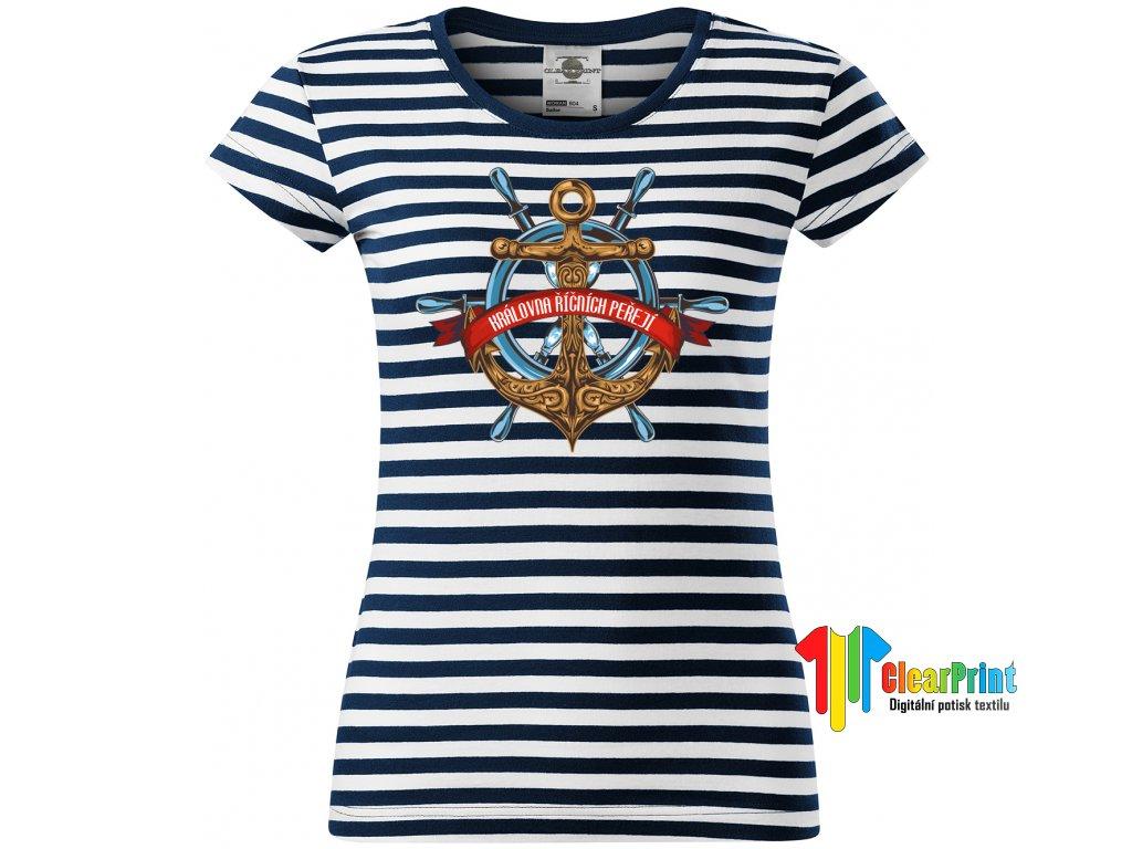 Královna říčních peřejí Náhled sailor