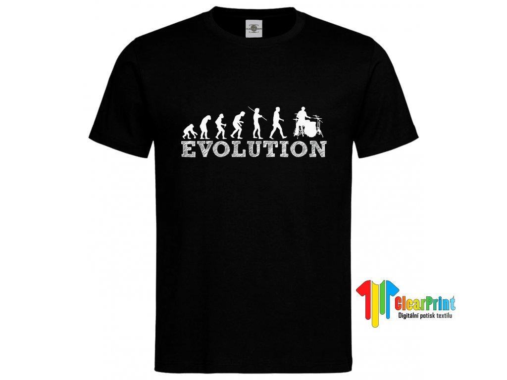Evolution Náhled black