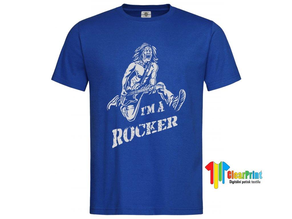 I'm a rocker Náhled royal