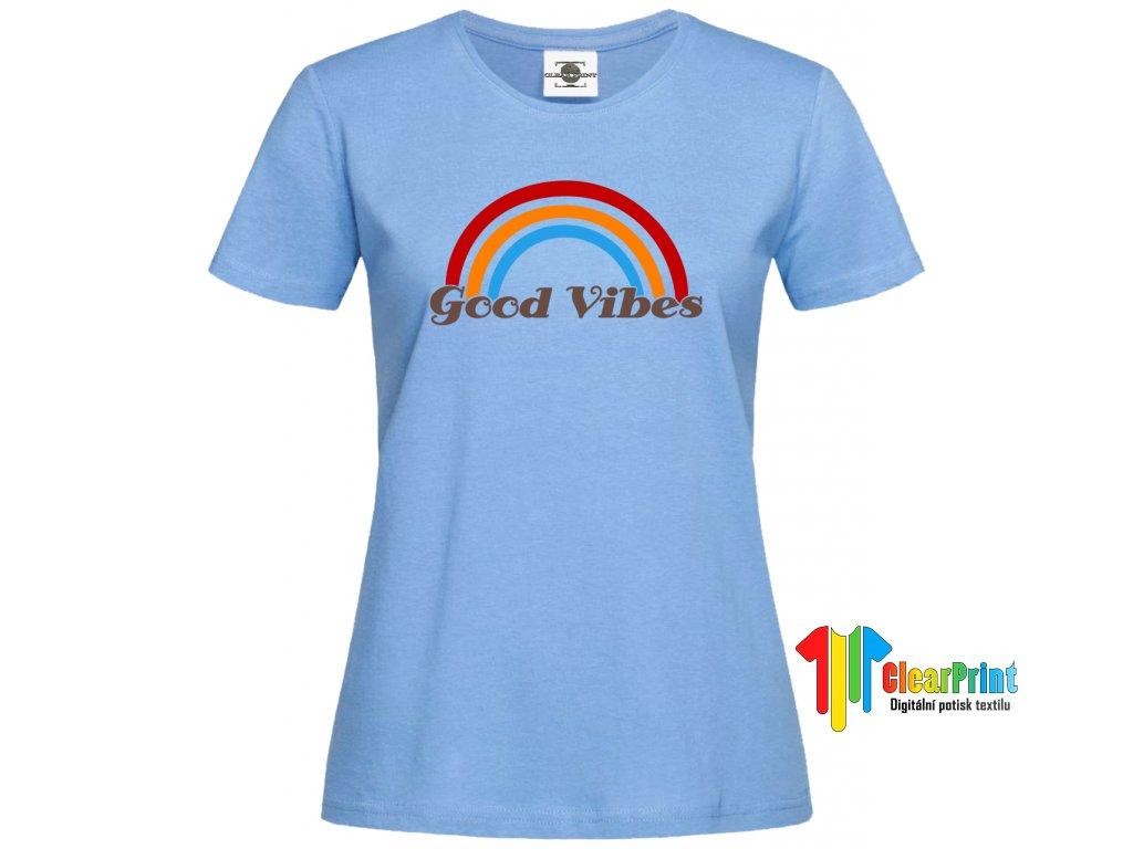 Good Vibes Náhled blue