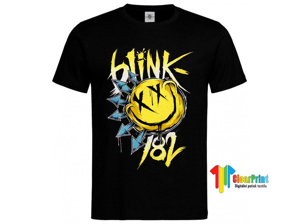 Blink 182 Náhled black
