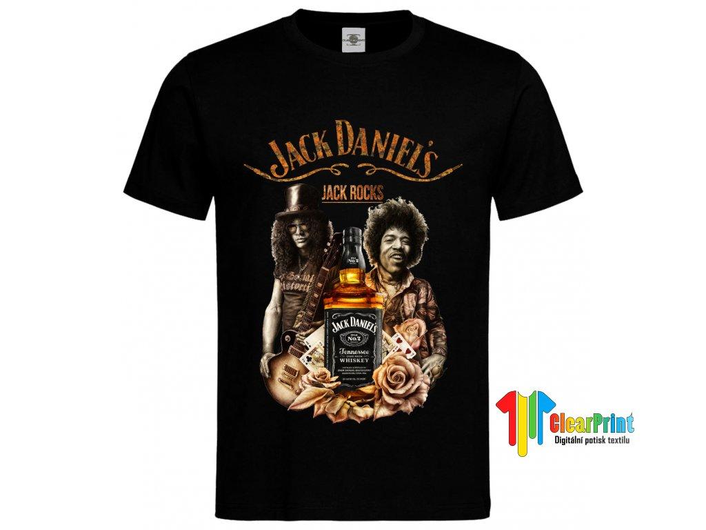 Jimi & Slash Náhled black