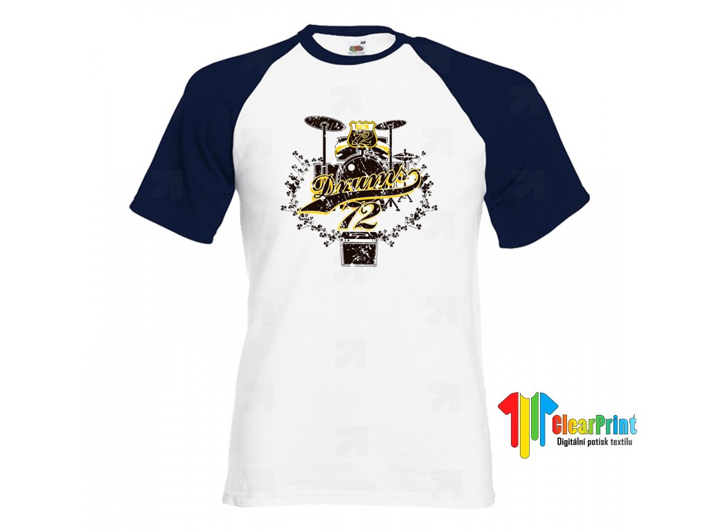Drums 72 Náhled navy white