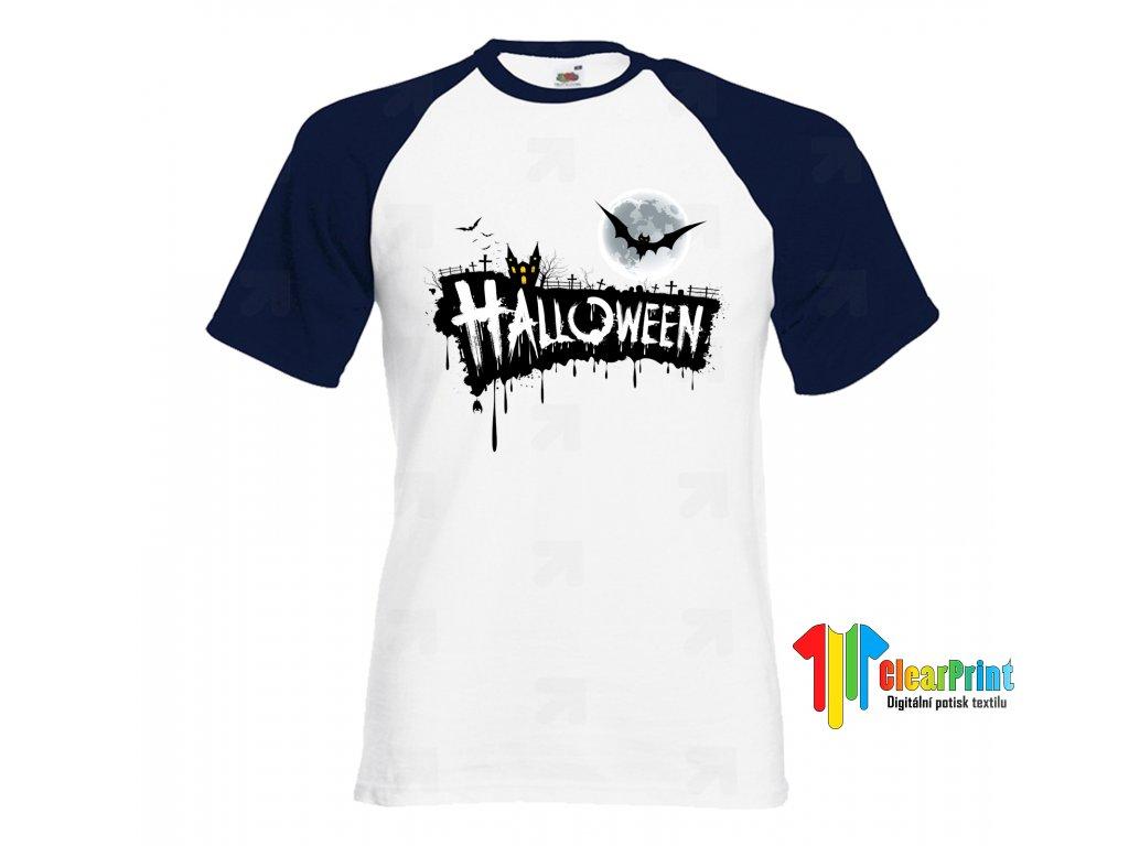 Halloween Náhled navy white