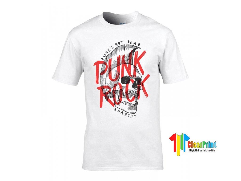 Punk Rock Náhled white