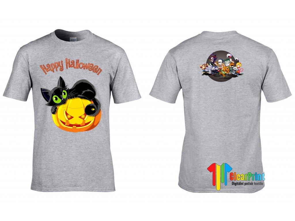Happy Halloween IV Náhled sport grey