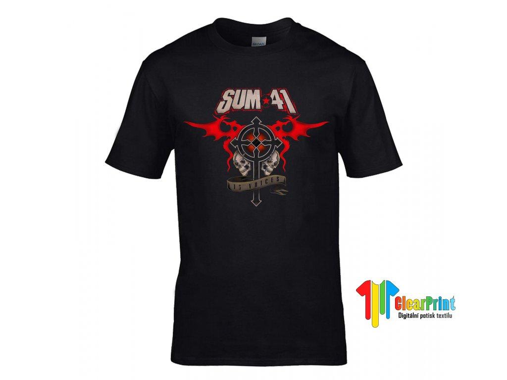 Tričko Sum 41