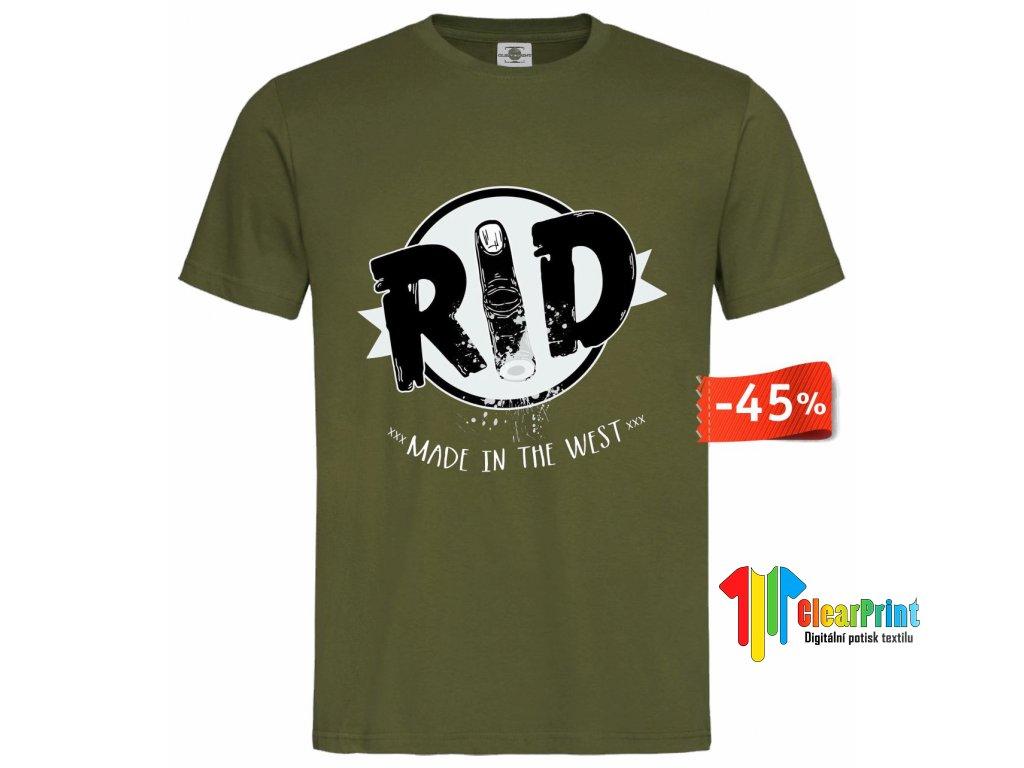 Tričko RID