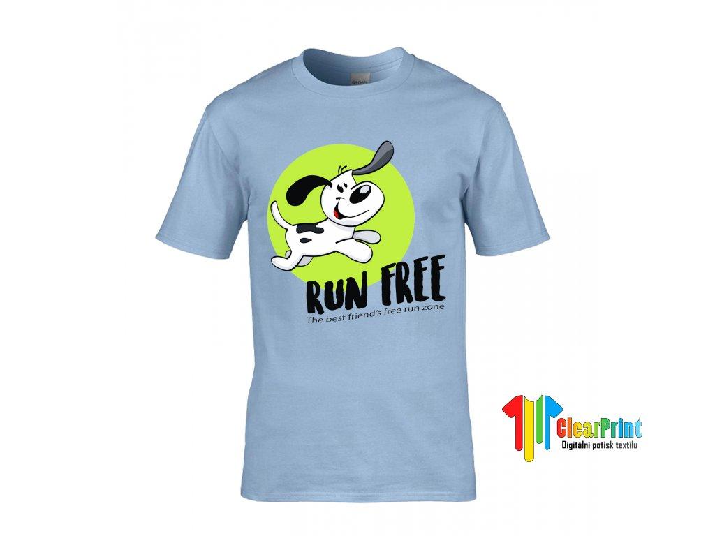 Tričko Run Free