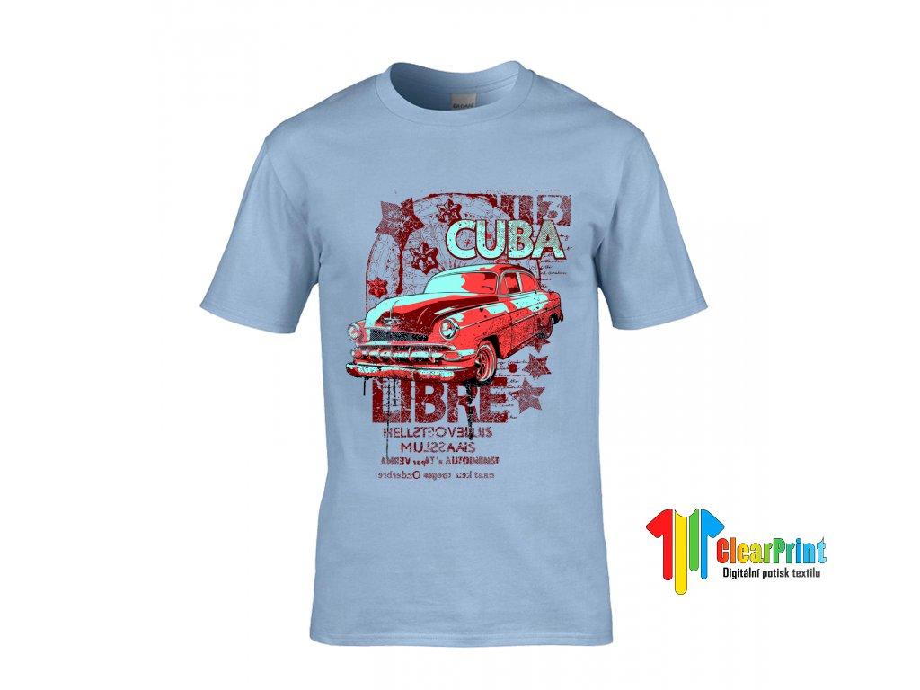 Tričko Cuba Libre