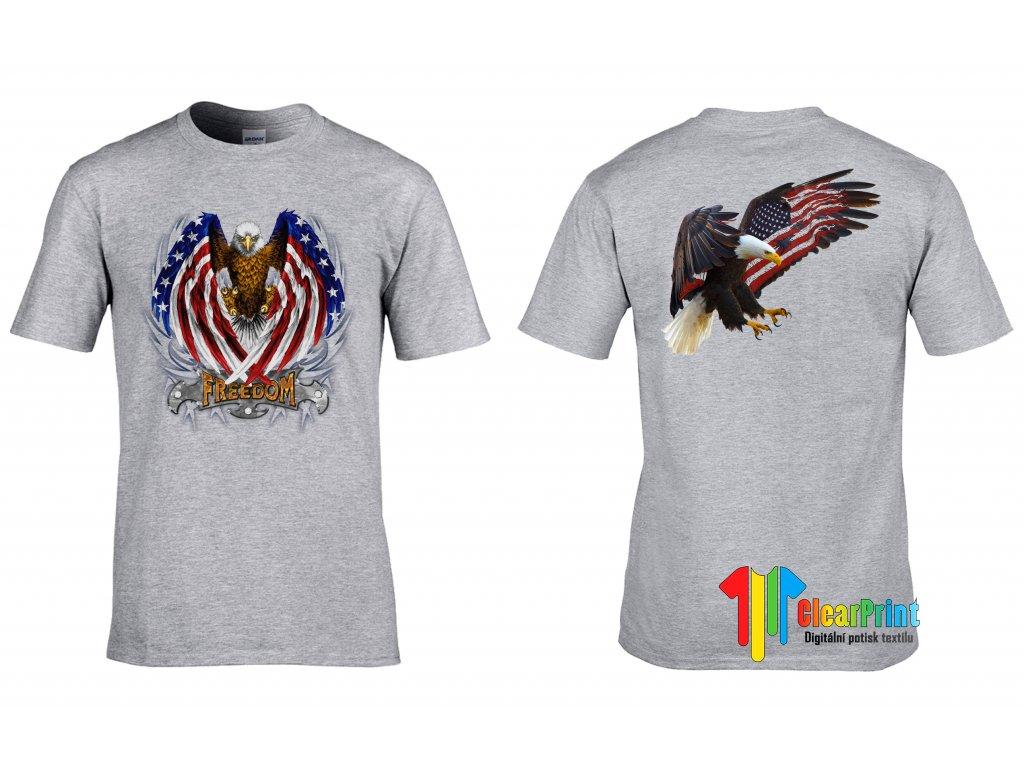 American Eagle Vzor sport grey