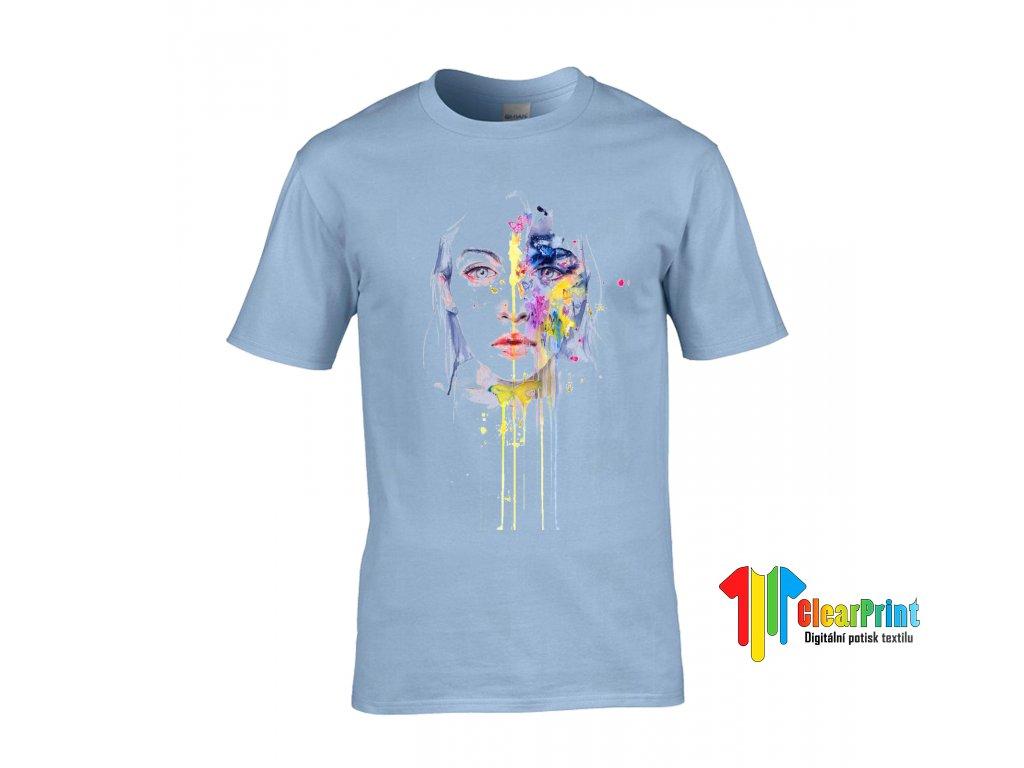 Tričko Abstract Women