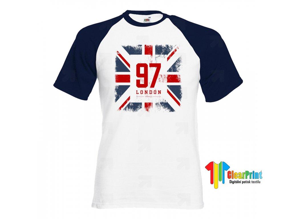 Tričko 97 London