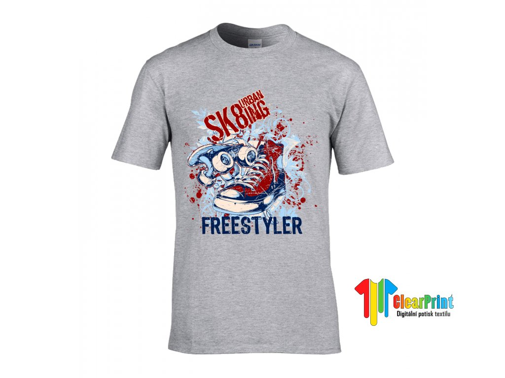 Tričko Freestyler