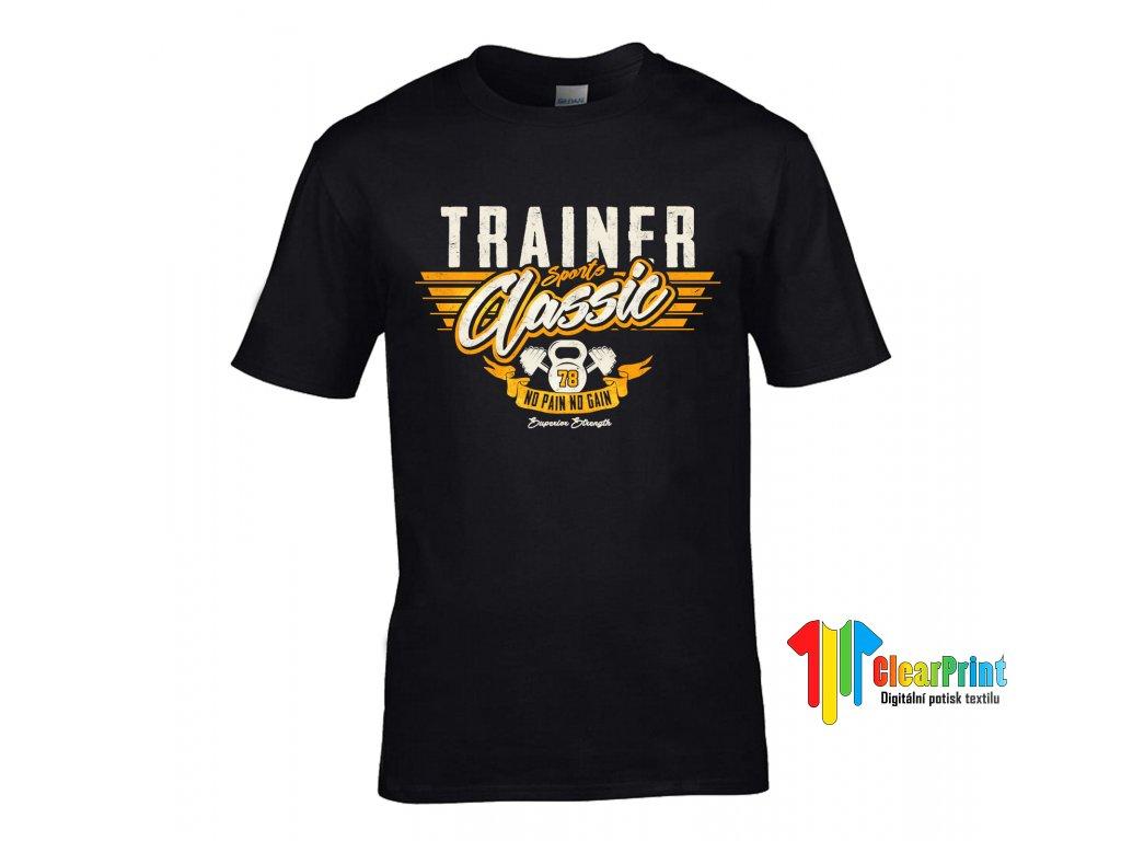 Tričko Trainer Classic
