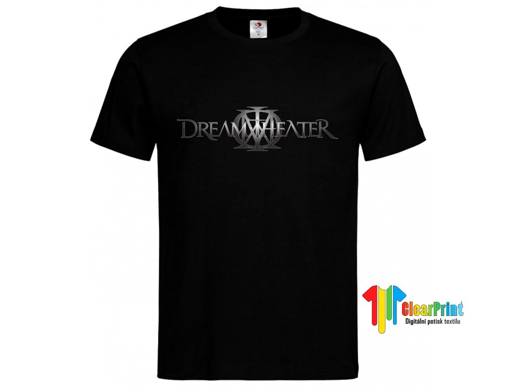 Dream Theater Náhled black