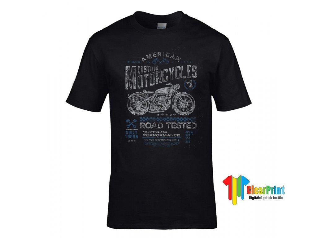 Tričko American Motorcycles