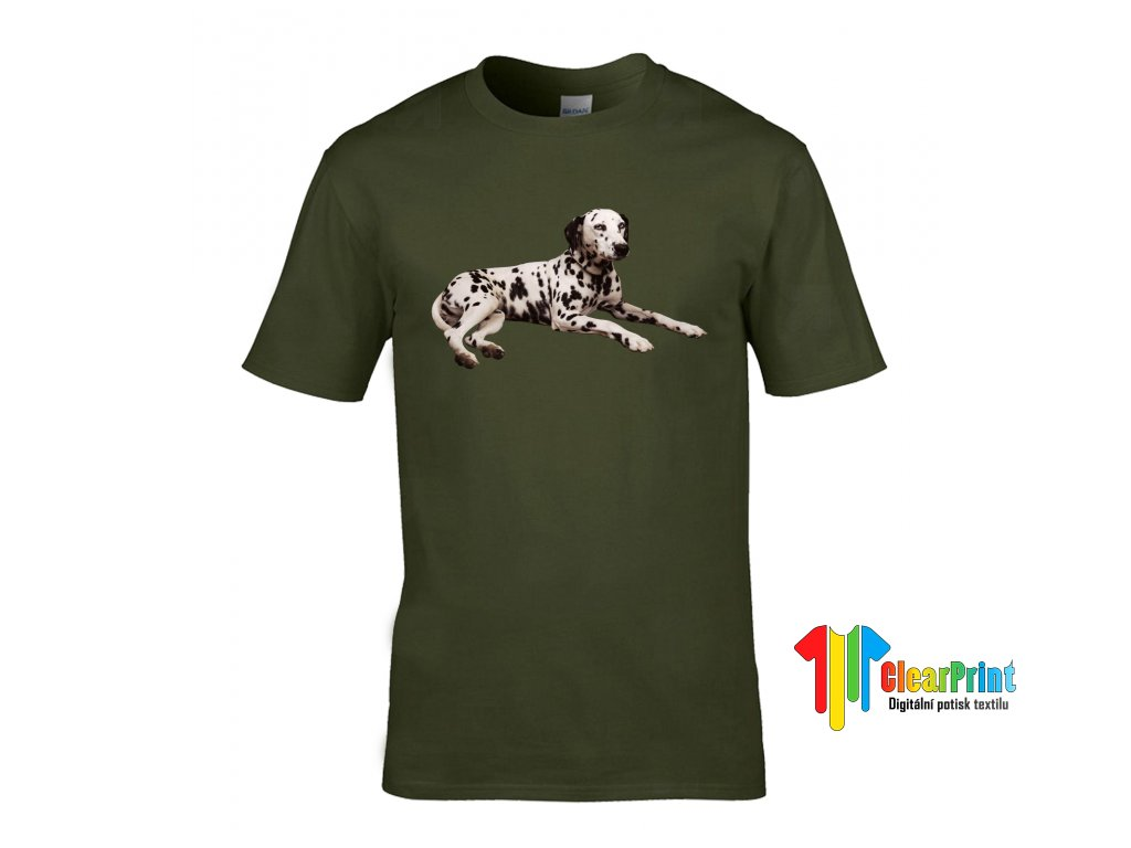 Tričko Dalmatin