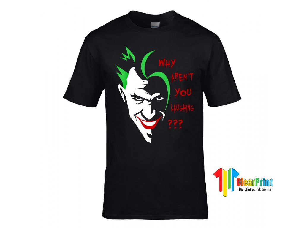 The Joker Náhled black