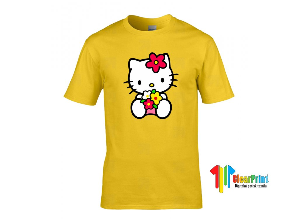 Kitty Náhled yellow