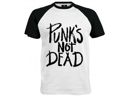 Punk's Not Dead Náhled black