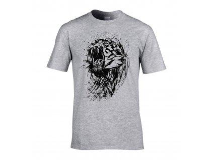 Tiger Náhled grey