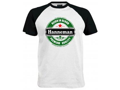 Hanneman Náhled black white