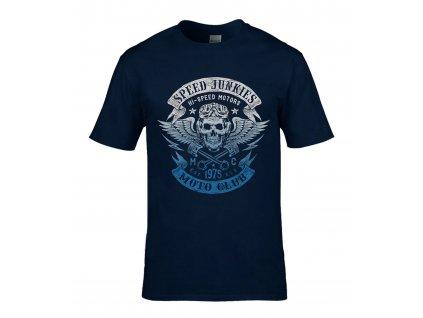 Speed Junkies Náhled navy